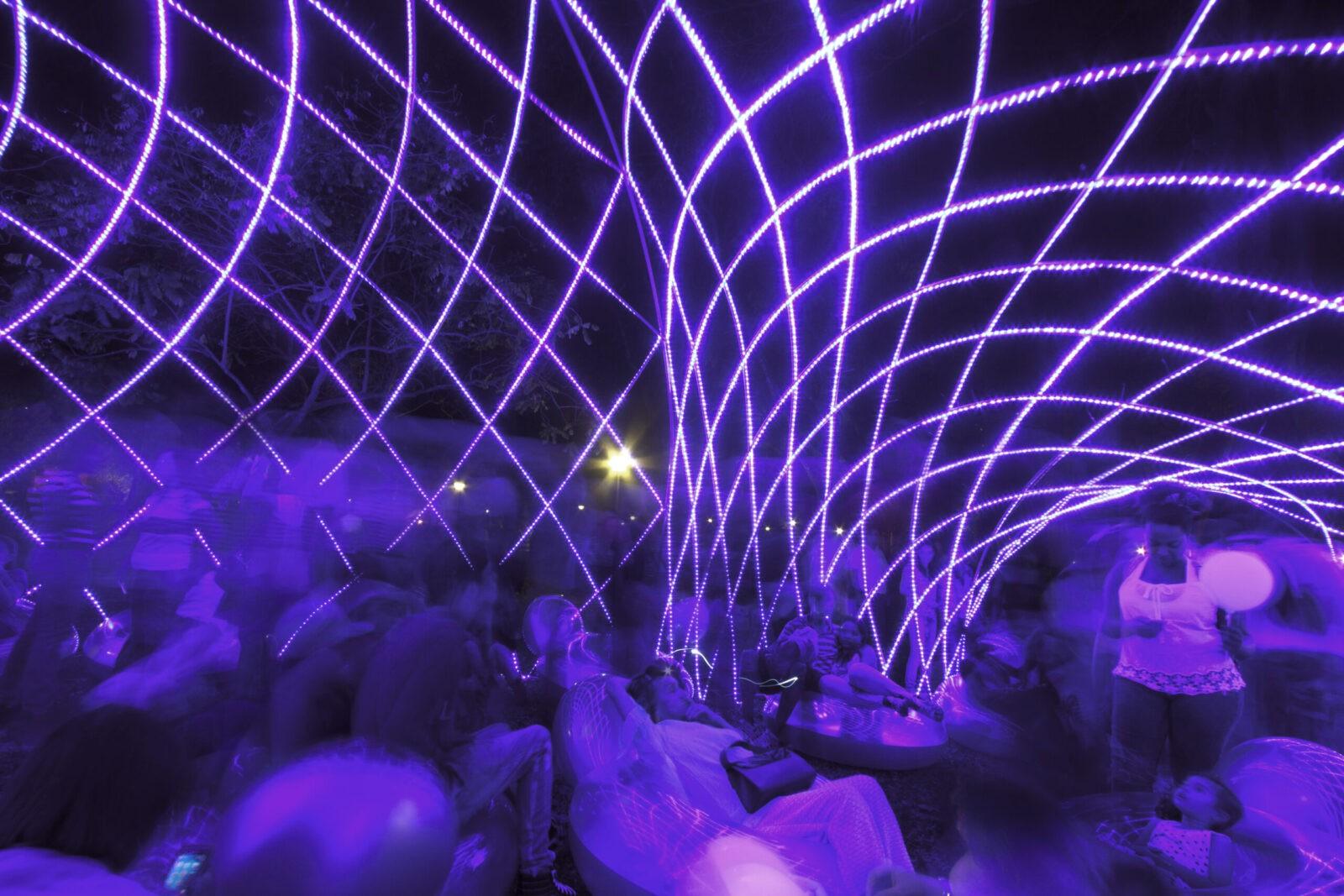 show cenografia eventos projeto belo horizonte led paramétrico cenário