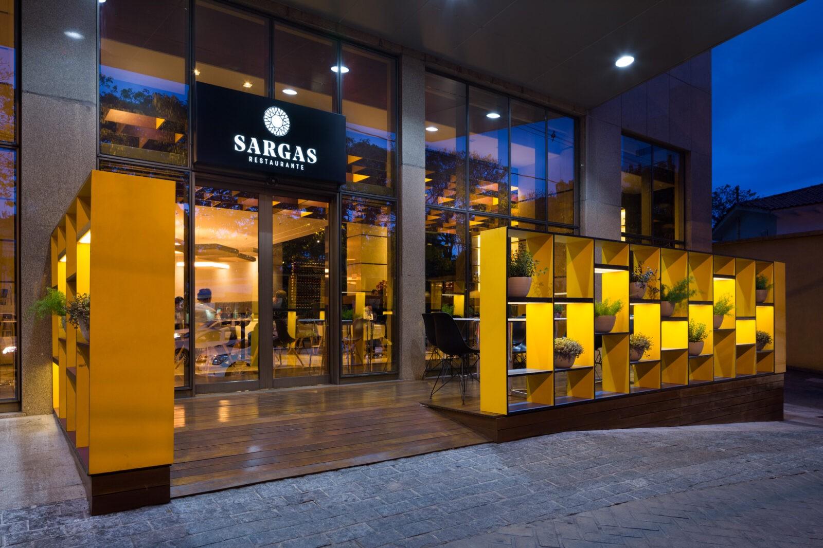 Restaurante Sargas -14
