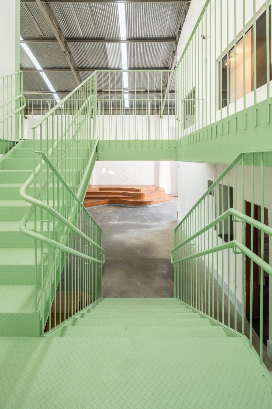 Escola infantil casa fundamental projeto arquitetônico arquitetura escolar Gabriel Castro Belo horizonte