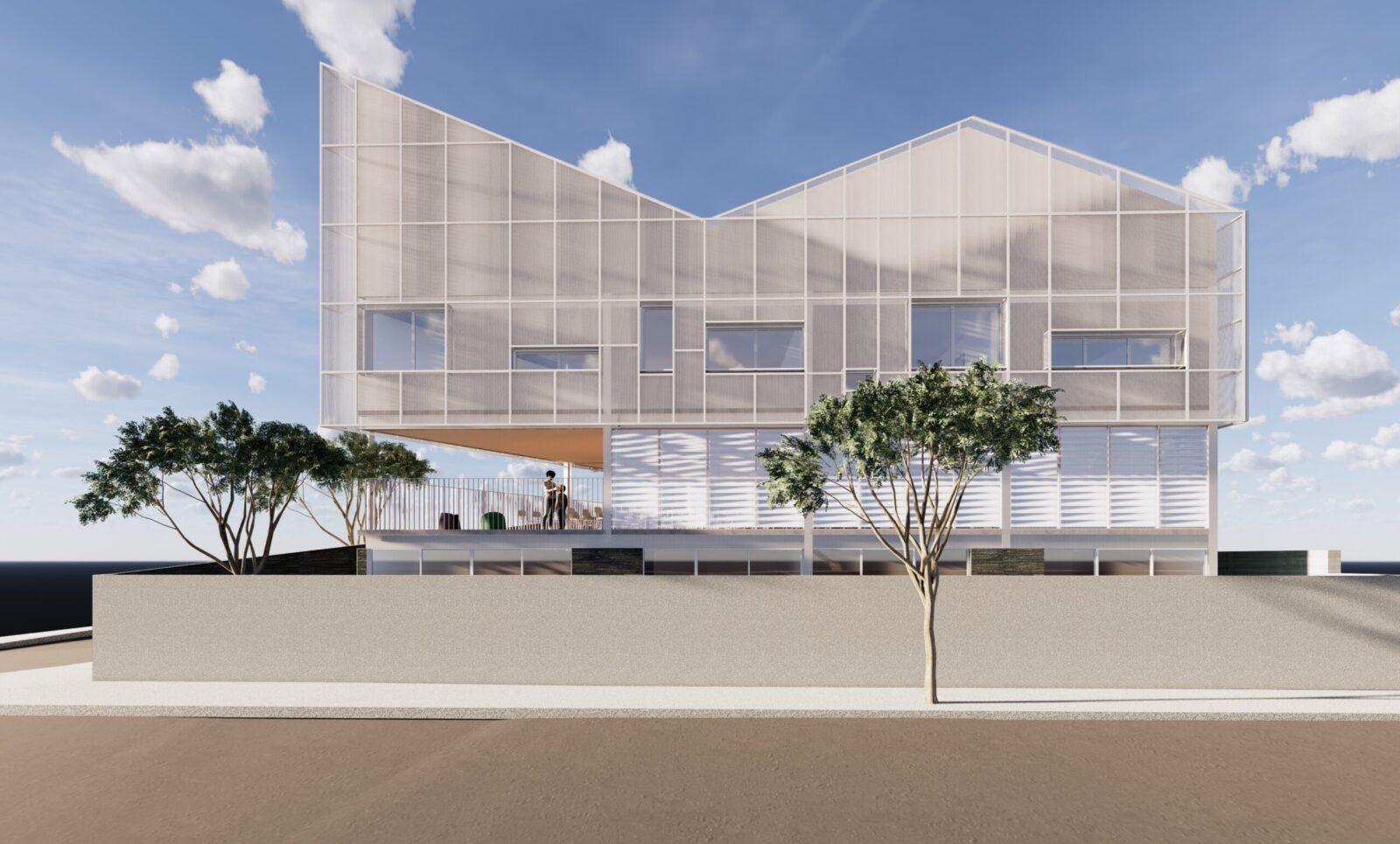 Projeto de Arquitetura Escola Alumnus
