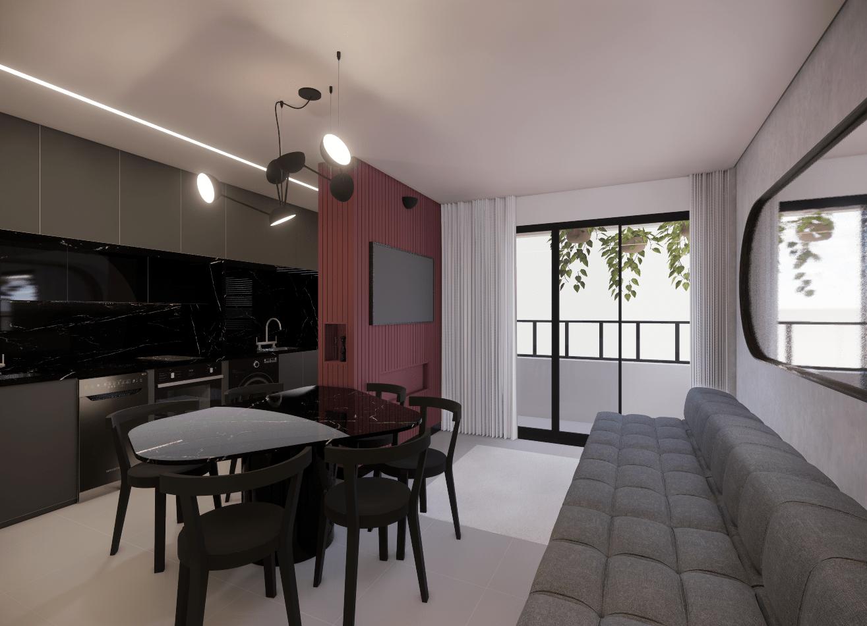 projeto apartamento reforma decoração interiores belo horizonte