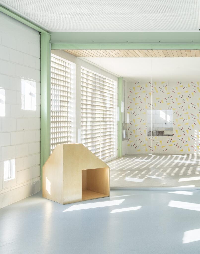 Projeto arquitetura escola infantil reforma Belo Horizonte Gabriel Castro MOBIO arquitetura projeto arquitetônico casa fundamental
