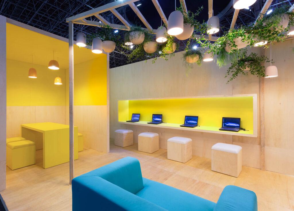 escritório projeto fintech paisagismo gabriel castro mobio arquitetura belo horizonte Minas trend
