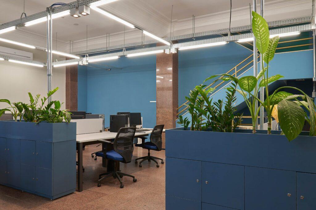 escritório projeto corporativo fintech paisagismo gabriel castro mobio arquitetura belotur belo horizonte