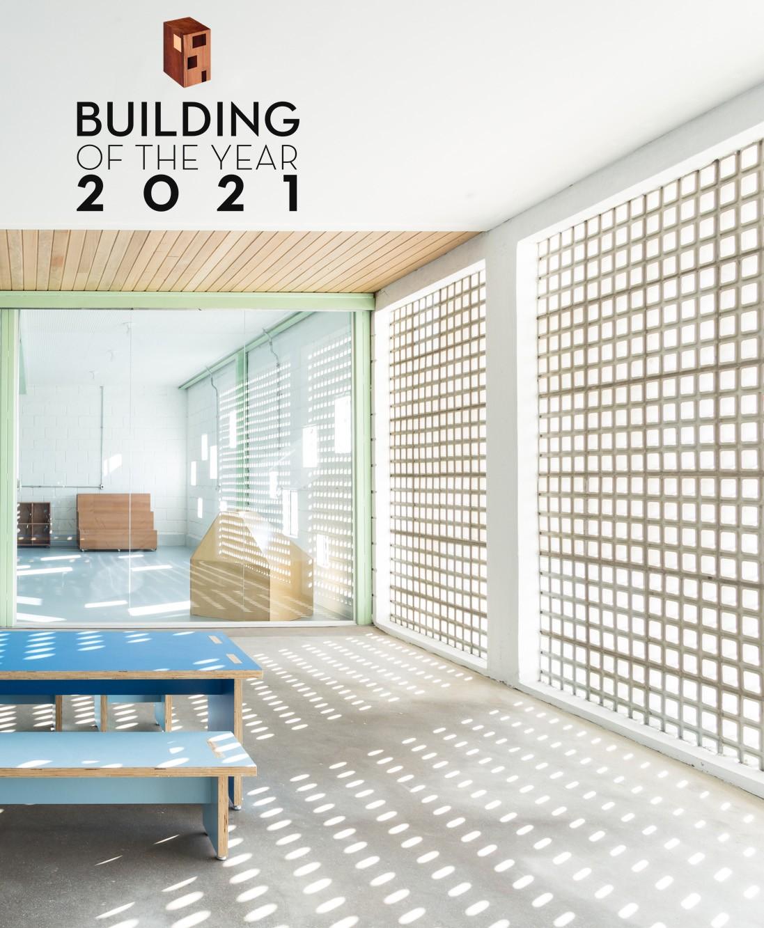 escola projeto premiação building of the year casa fundamental arquitetura escolar archdaily